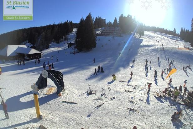 Feldberg Skigebiet Webcam